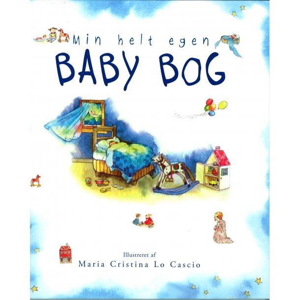 Min helt egen baby bog