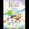 Malebog  - Historien om Jesus
